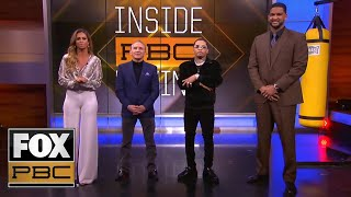 Download Gervonta Davis and Dominic Breazeale take their shot at punching bag challenge | INSIDE PBC BOXING Video