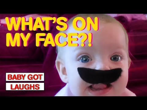 Funny Baby Fails May 2018 CONFUSED BABIES Can't Find Stuff On Their Forehead!