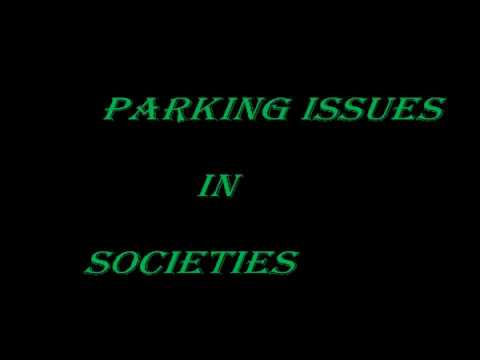 Parking Issues in a Housing Society