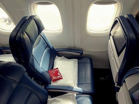 DELTA'S FANTASTIC ECONOMY CLASS! | ZURICH-NEW YORK | BOEING 767