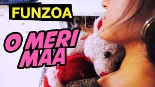 O MERI MAA | Happy Mothers Day Song | Hindi Funny Song By Mimi Teddy | Funzoa Videos