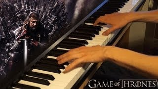 Game of Thrones: Theme (Piano)