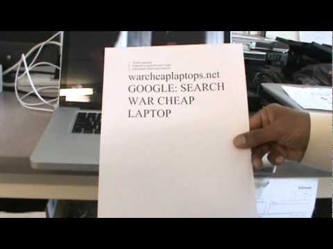 war cheap laptops macbook pro unibody demo