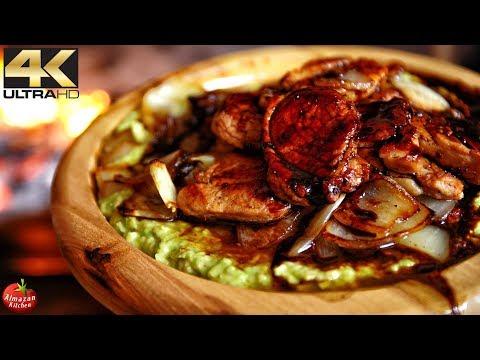 Epic Glazed Avocado Loin! - Winter Outside Cooking