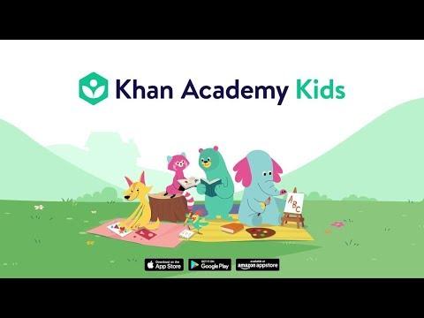 Introducing: Khan Academy Kids!