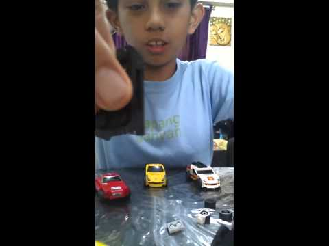 How to make an awesome Lego car by Matthew Espena