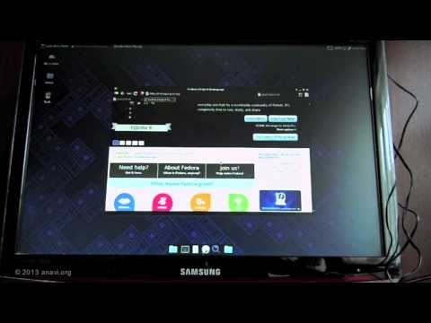 A10S-OLinuXino-MICRO: Fedora 19 ARM Remix Release 1