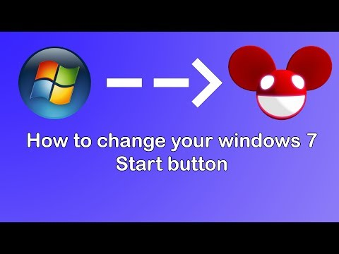Windows 7 Mod - How To Change The Windows Start Orb