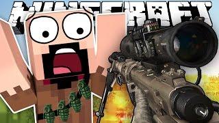 World War Minecraft