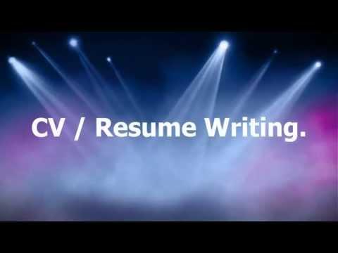 Sample CV Templates 2015