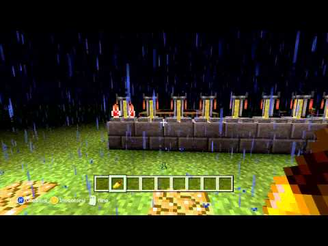 Minecraft: Xbox 360 Edition How to brew: Night Vision Potion