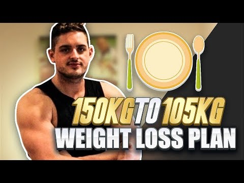 Weight Loss diet. He lost 50kg! (Try This!)