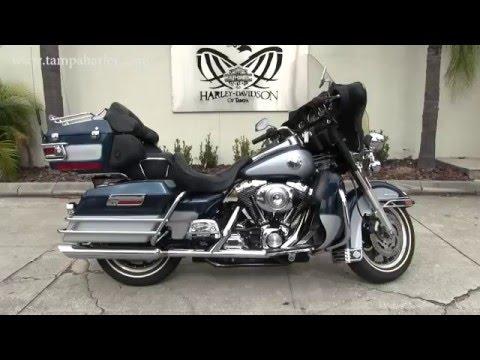 Used 2002 Harley Davidson FLHTCUI Ultra Classic
