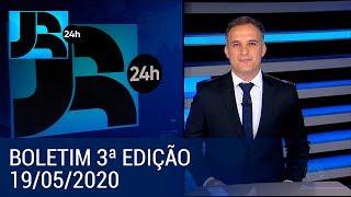 Câmara aprova o uso obrigatório de máscaras em todo o Brasil