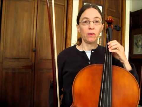 Cello Vibrato Exercises to go with