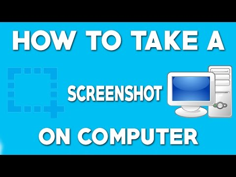 How To Take A Screenshot On Your Computer (2 Way)