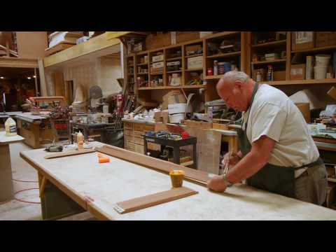 How to Build Mid-Century Modern Furniture Part Two