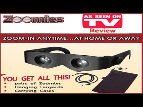 As Seen On TV Review: Zoomies