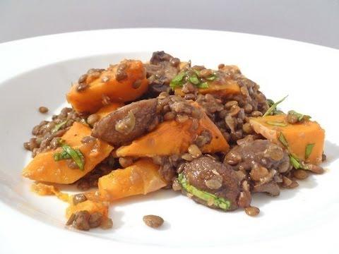 Butternut Squash & Lentil Stew Cook-Along Video Part 1