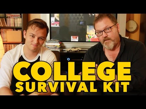 Noah's College Survival Kit