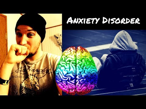 Severe Anxiety Disorder Symptoms!