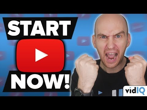Should I Start a YouTube Channel in 2019... HELL YEAH! [5 Reasons]