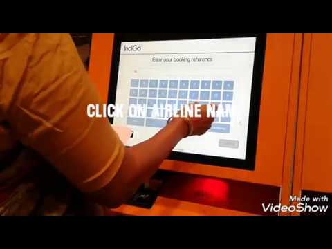 How To Get Quick Boarding Pass At Airport -