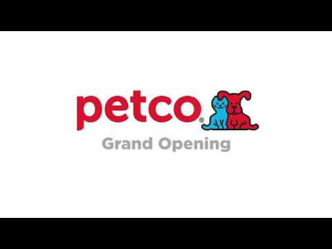 Petco Grand Opening: Thrive (Petco)