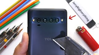 The first of its kind... - TCL 10 Pro Durability Test!