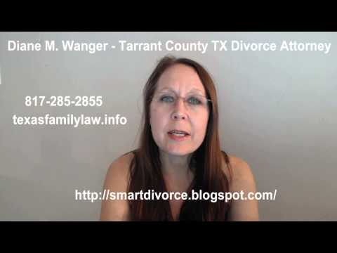 Myth 1 - Texas is a 50-50 Divorce State