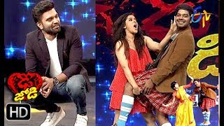 Sudheer | Rashmi | Pradeep | Funny Joke | Dhee Jodi | 1st May 2019 | ETV Telugu