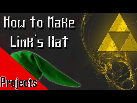 How to make Link's hat!