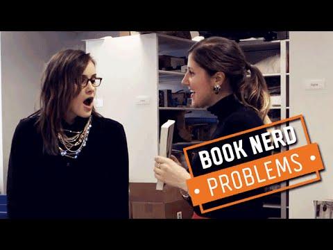 Book Nerd Problems | Advance Copy Envy