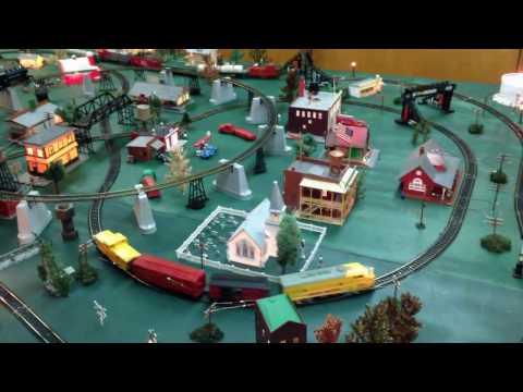 Louisville Model Train Club - Vintage Trains & Antique Engine Repair Attempt