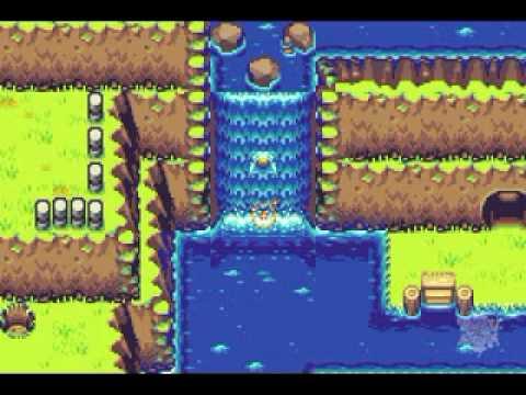 Let's Play Legend of Zelda: Minish Cap - Part 52: Training our swordskills