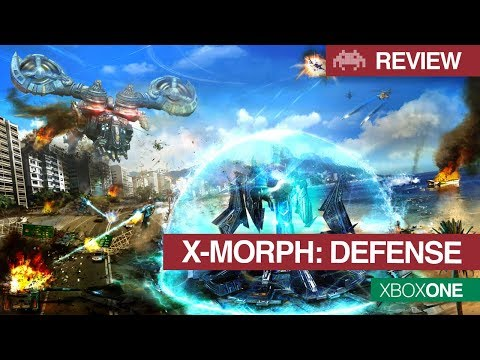 Review: X-Morph: Defence | Xbox One