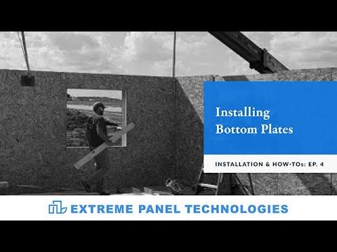 Episode: 4- Installing Bottom Plates