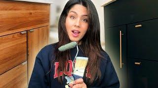 Download DIY BATHROOM GLOW UP | MeganBytes EP. 105 | MeganBatoon Video