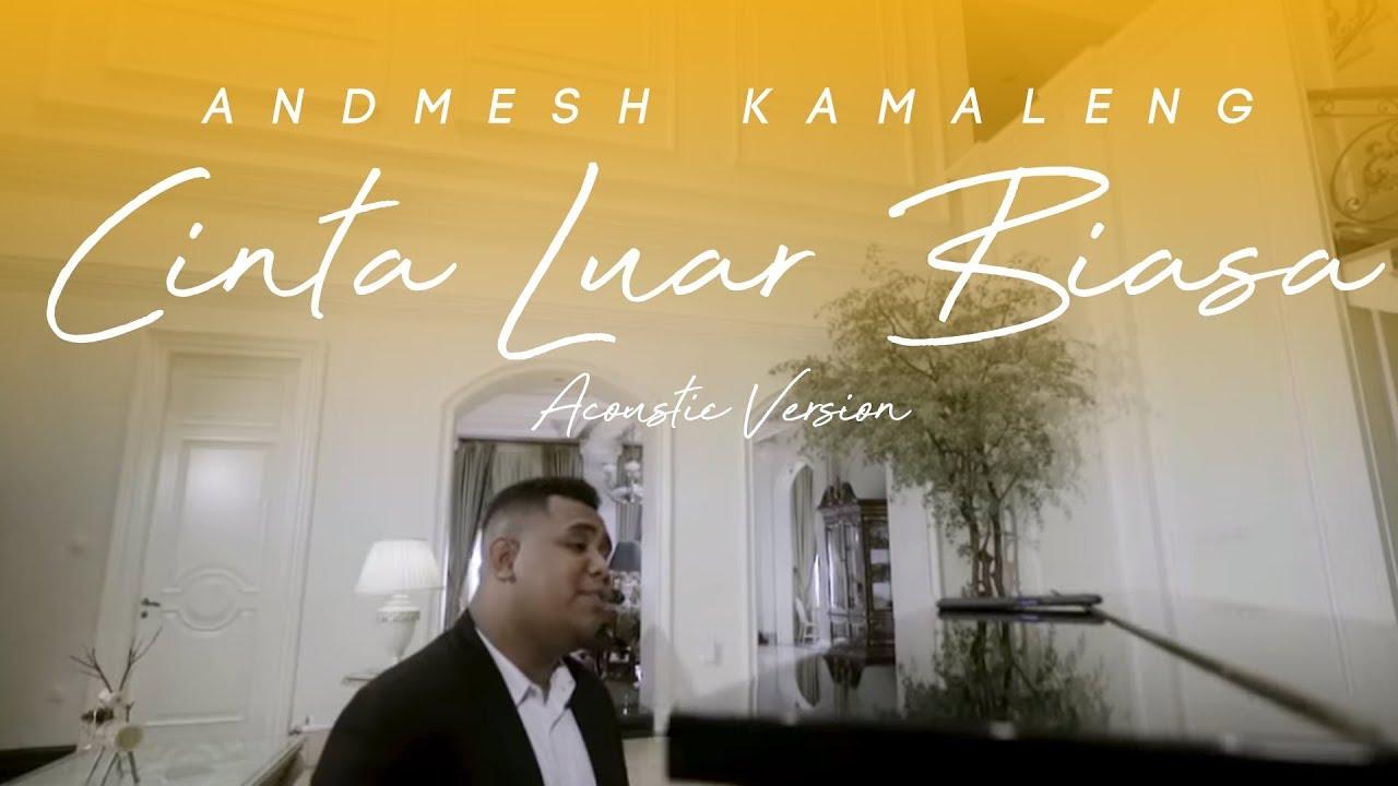 Download Andmesh  - Cinta Luar Biasa (Piano Version) MP3 Gratis