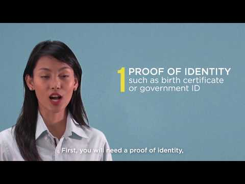 Postal ID: How to