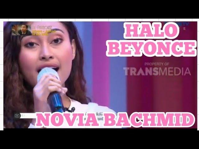 Download HALO ~ NOVIA BACHMID (LIVE BROWNIS TRANS TV) MP3 Gratis