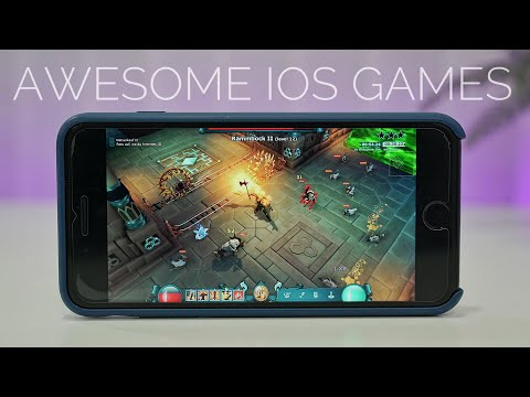 10 Best iOS Games You Must TRY !