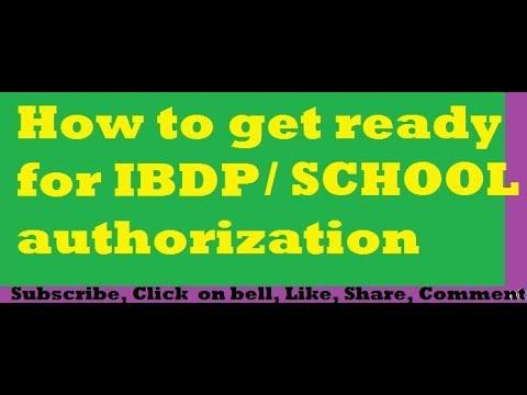 Authorization for IBDP || Teacher prepare for school inspection || विद्यालय के अथोरैज़सन के लिए