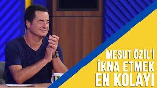 Mesut Özil'i İkna Etmek En Kolayı #3 | Acun Ilıcalı ile Spor Sohbeti