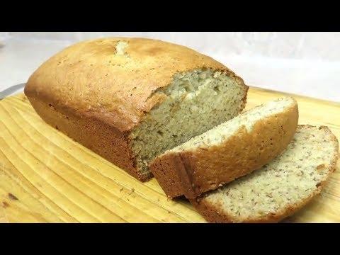 Banana Cake Recipe Tasty How To Make Banana Bread Recipes Moist Quick Easy Pinoy Dessert Recipes