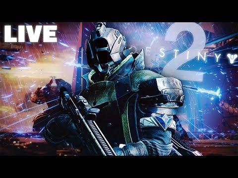 ONE FOR ALL, IT'S OUR DESTINY! LIVE PLAYTHROUGH w/Jawbreakers13 🔴 Destiny 2 (PC) w/ Hydros