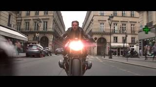 Mission: Impossible - Fallout (2018) - Paris Motorcycle BTS - Paramount Pictures
