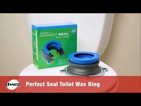 Next by Danco Perfect Seal Toilet Wax Ring