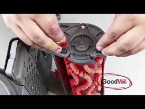 How to replace brush roll on Bissell BG10 / BG10N2 Big Green