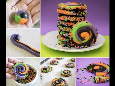 DIY  Halloween Cookies Meets Sprinkles!